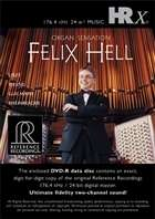 Felix Hell - Organ Sensation (HRX), HRx Disc