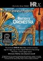 Benjamin Britten (1913-1976): The Young Persons Guide to the Orchestra (HRX), HRx Disc