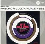 Friedrich Gulda & Klaus Weiss: It's All One (Jazz Club), CD