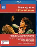 Mark Adamo (geb. 1962): Little Women, Blu-ray Disc