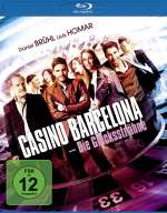 Casino Barcelona (Blu-ray), Blu-ray Disc