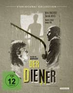 Der Diener (StudioCanal Collection), Blu-ray Disc