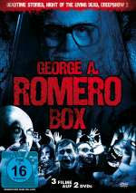 George A. Romero Box, 2 DVDs