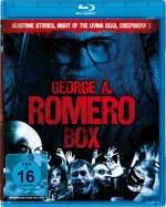 George A. Romero Box (Blu-ray), Blu-ray Disc
