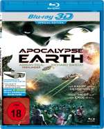 Apocalypse Earth (3D Blu-ray), Blu-ray Disc