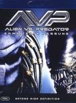 Alien vs. Predator (Blu-ray), Blu-ray Disc