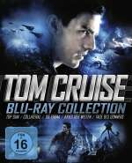 Tom Cruise Collection (Blu-ray), 5 Blu-ray Discs