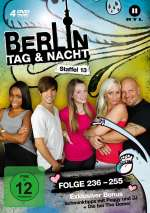 Berlin - Tag & Nacht Staffel 13, 4 DVDs