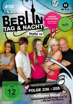 Berlin - Tag & Nacht Staffel 13 (Fan Edition), 4 DVDs