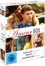 Amour Box Vol.1, 3 DVDs