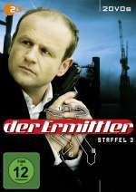 Der Ermittler Staffel 3, 2 DVDs