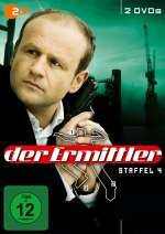 Der Ermittler Staffel 4, 2 DVDs