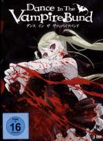 Dance In The Vampire Bund (Gesamtausgabe), 3 DVDs
