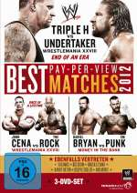 Best PPV Matches 2012, 3 DVDs