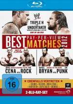Best PPV Matches 2012 (Blu-ray), 2 Blu-ray Discs