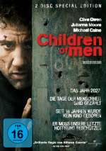 Children Of Men (Special Edition), 2 DVDs