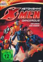 Astonishing X-Men - Dangerous (OmU), DVD