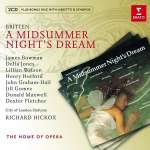 Benjamin Britten (1913-1976): Midsummernight's Dream op.64, 2 CDs