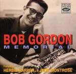 Bob Gordon: Memorial, CD