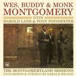 WES, BUDDY and MONTGOMERY, MON: The montgomery sessions, CD