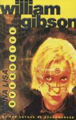 William Gibson: Mona Lisa Overdrive, Buch