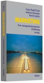 Franz-Rudolf Esch: Marketing, Buch