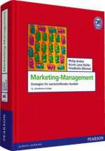 Philip Kotler: Marketing-Management, Buch