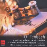 Jacques Offenbach (1819-1880): Operetta Highlights, CD
