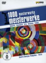 1000 Meisterwerke - Dentre Georges Pompidou Paris, DVD