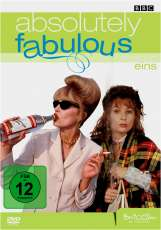 Absolutely Fabulous Season 1, DVD
