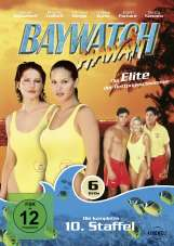Baywatch Season 10, 6 DVDs
