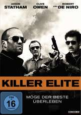 Killer Elite (2010), DVD