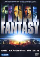 Final Fantasy - Die Mächte in dir, DVD