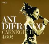 Ani DiFranco: Carnegie Hall 4.6.02, CD