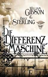 William Gibson: Die Differenzmaschine, Buch