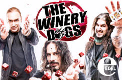 The Winery Dogs: Hot Streak (CD)