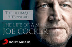 Joe Cocker: The Life Of A Man – The Ultimate Hits 1968–2014 (2 CDs)