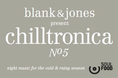 Blank & Jones: Chilltronica No. 5 (Deluxe Hardcover Package) (CD)