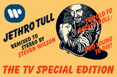 Jethro Tull: Too Old To Rock'n'Roll – Too Young To Die! (The TV Special Edition) (2 CDs, 2 DVDs))