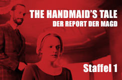 »The Handmaid's Tale Staffel 1« auf 4 DVDs