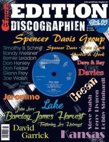 Zeitschriften: GoodTimes - Edition Vol. 14 - Discographien Nr. 2/2020, ZEI