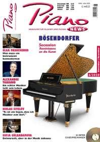 Zeitschriften: PIANONews - Magazin für Klavier & Flügel (Heft 6/2020), ZEI