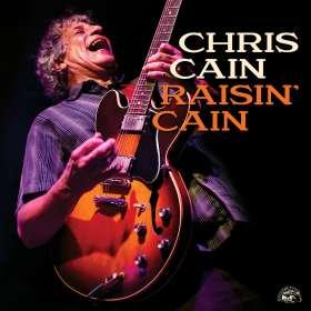 Chris Cain: Raisin' Cain, CD