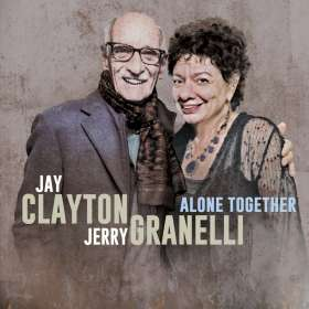 Jay Clayton & Jerry Granelli: Alone Together, CD