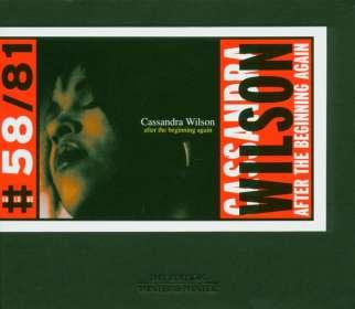 Cassandra Wilson (geb. 1955): After The Beginning Again, CD