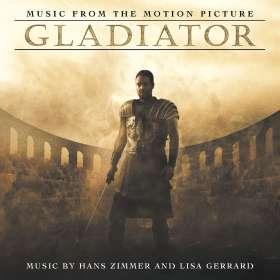 Gladiator, CD