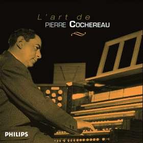L'Art de Pierre Cochereau - An den Orgeln von Notre-Dame de Paris, CD