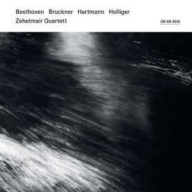 Ludwig van Beethoven (1770-1827): Zehetmair Quartett - Beethoven/Bruckner/Hartmann/Holliger, CD