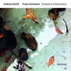 Franz Schubert (1797-1828): Klaviersonaten D.958 & D.959, CD
