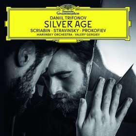 Daniil Trifonov - Silver Age, CD